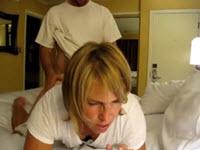 MILF baisée sur vidéo amateur à la maison