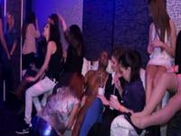 Orgie dans un club